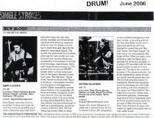 Go to Drum Magazine