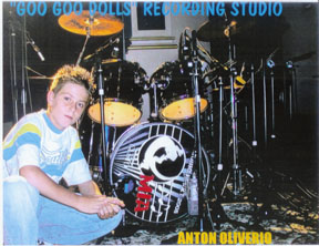 click here to Yout-tube to see Anton drum & sing